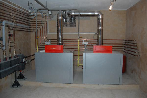 Система автономного водоснабжения загородного дома состоит из насоса...  Схема отопления и водоснабжения загородного...
